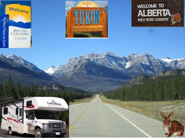 Mit dem Wohnmobil durch Kanadas Westen